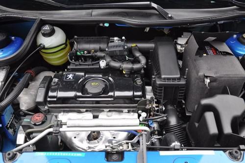 2011款标致207两厢 1.4L手动驭乐版