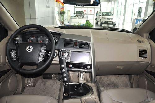2011款双龙享御2.0T四驱豪华导航版