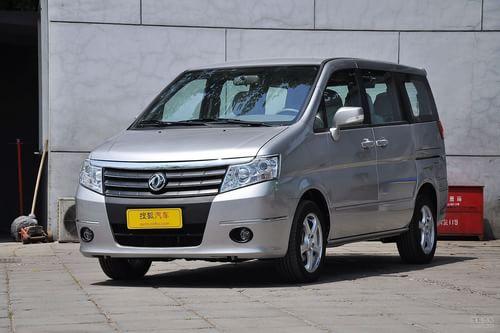 2012款郑州日产帅客2.0L自动豪华型