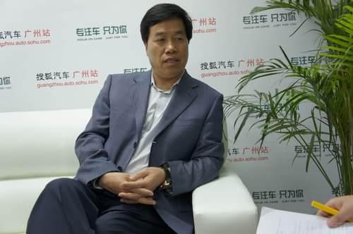 华晨汽车集团董事长 祁玉民