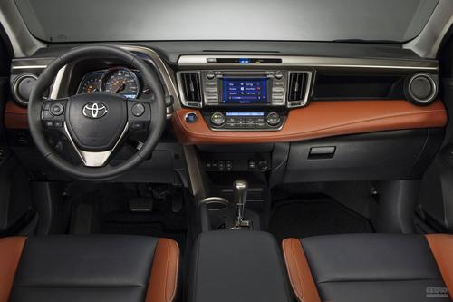 2013款丰田RAV4