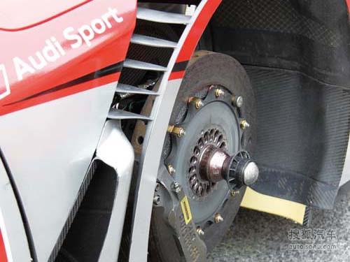 假房车真方程式 奥迪A4 DTM赛车全面剖析