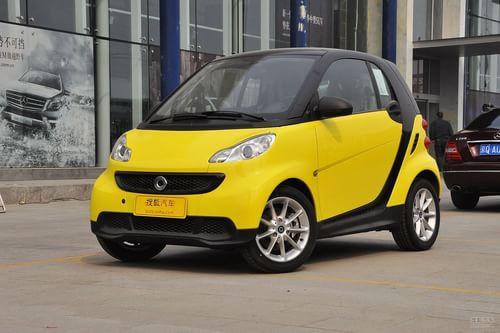 2013款smart fortwo 1.0MHD新年特别版