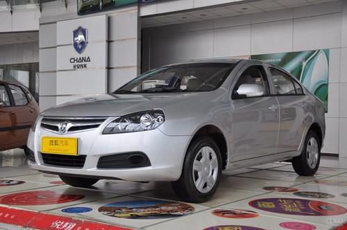 2011款长安CX30三厢 1.6L手动低碳舒适型