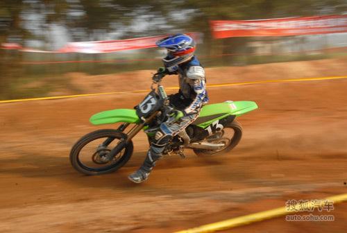 2012全国摩托车越野锦标赛图片