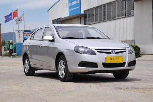 2012款长安CX30三厢1.6L手动豪华型