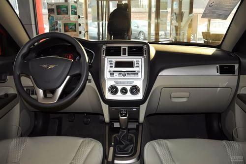 2012款瑞麒G3 1.6DVVT手动舒适型