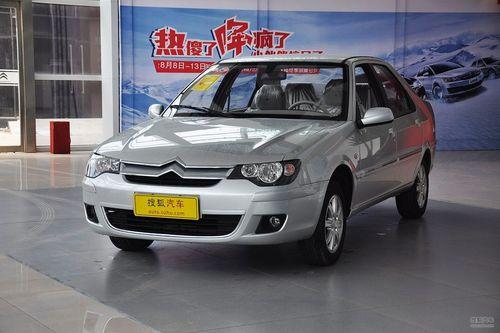 2013款雪铁龙爱丽舍三厢 1.6L 手动科技型