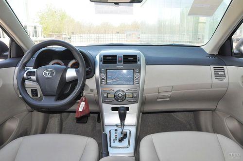 2013款丰田卡罗拉1.8L GL-i自动至酷版
