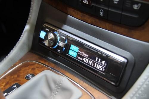 2011上海车展用品-阿尔派音响