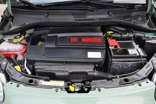 2012款菲亚特500C 1.4L尊享版