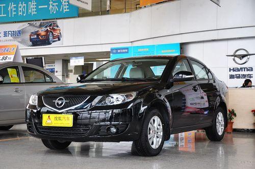 2011款海马福美来3代 1.6L自动舒适版