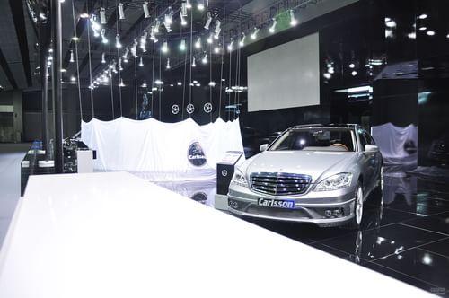 搜狐汽车抢先曝光2011广州车展卡尔森多款改装车