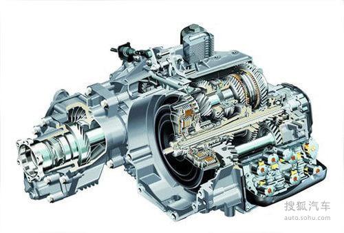 ZF推出九速自动变速箱 节油能力提高16%