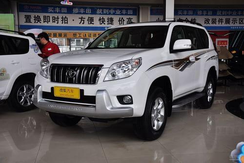 2010款丰田普拉多4.0L TX-L