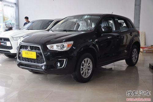 2013款广汽三菱劲炫2.0L自动两驱豪华版