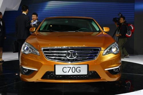 北京汽车 C70G 实拍 外观 图片