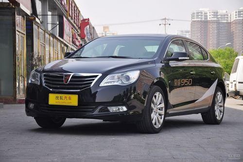 2012款荣威950 3.0L FL旗舰版
