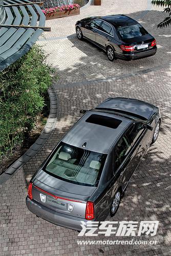 奔驰 E级长轴距 实拍 评测 图片