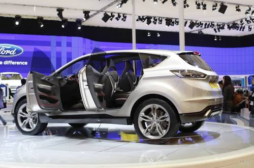福特Vertrek概念车 上海车展实拍