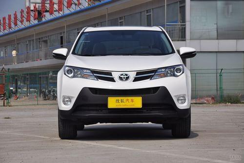 2013款丰田全新RAV4 2.0L S-CVT四驱风尚版