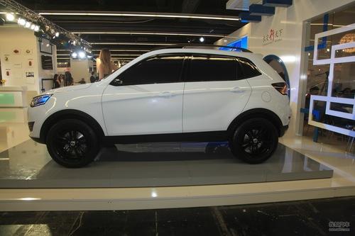 长安SUV概念车 法兰克福车展实拍