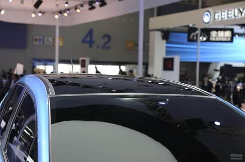 2011款本田飞度车展实拍