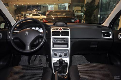 2013款标致307两厢1.6L手动舒适版