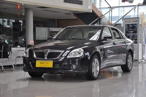 2010款中华尊驰 1.8T手动豪华型