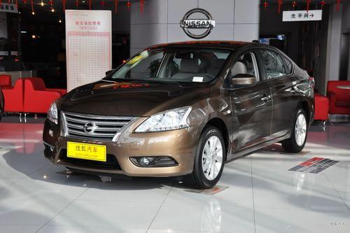 2012款日产轩逸1.6XL CVT豪华版