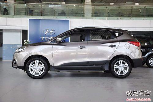 2012款北京现代ix35 2.0GLS手自一体精英版
