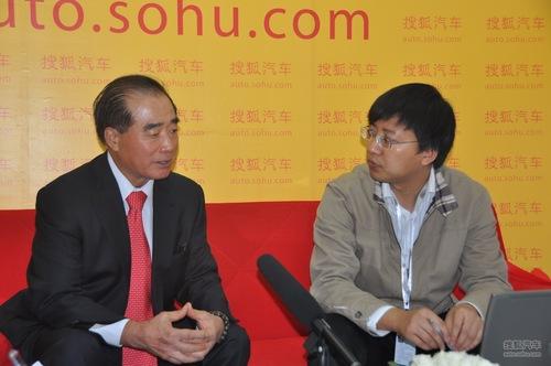 [2010广州车展]访丰田中国投资有限公司总经理服部悦雄