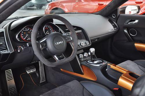2012款奥迪R8 5.2FSI quattro限量版