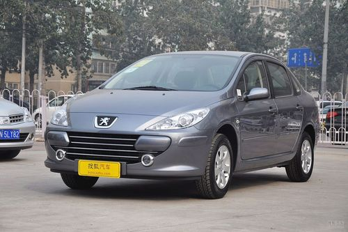 2010款东风标致307 1.6L手动舒适版