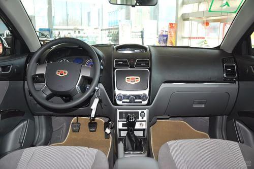 2013款吉利帝豪EC7 1.5L手动进取型