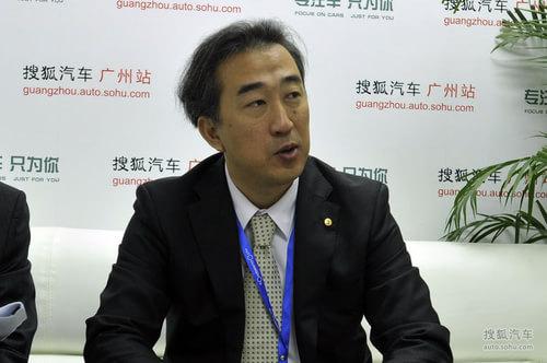 铃木中国副总经理 岩濑大辅