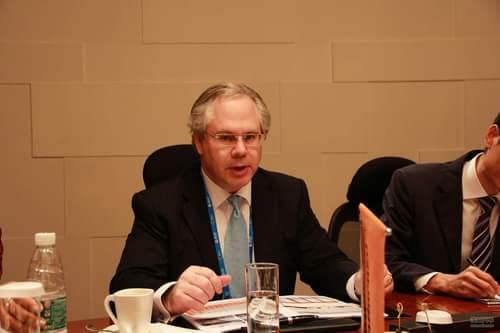 德国大陆集团亚洲区总裁蒋孔克