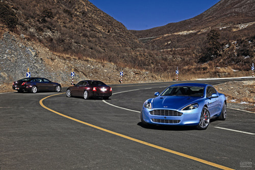 名车志三款四门运动豪华轿跑车对比