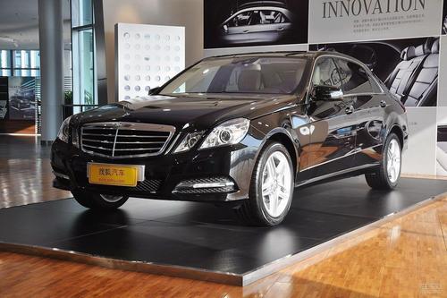 2013款奔驰E300L时尚型豪华版