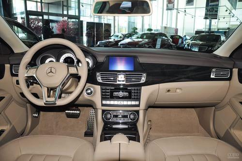 2013款奔驰cls350猎装时尚型 高清图片