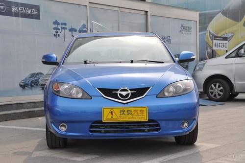 2010款海马欢动1.6L CVT运动型