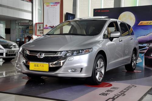2011款广汽本田奥德赛 2.4L劲秀领秀版