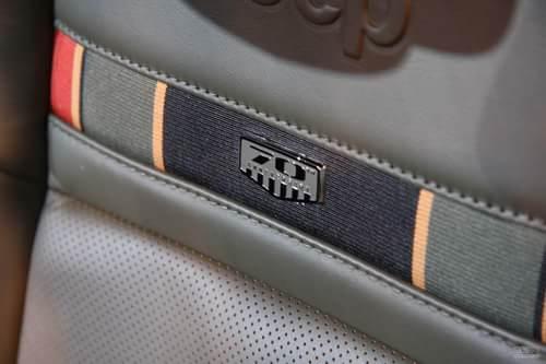 吉普70周年大切诺基限量版新车发布会实拍