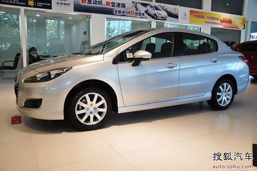 2012款东风标致308 1.6L手动优尚型