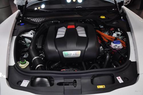 保时捷 Panamera S Hybrid 实拍 底盘/动力 图片
