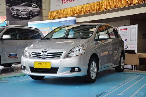 2011款广汽丰田逸致 1.8L豪华型