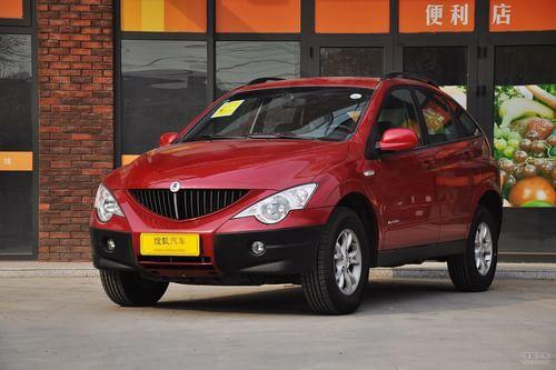 2011款双龙爱腾 2.0T四驱豪华柴油版
