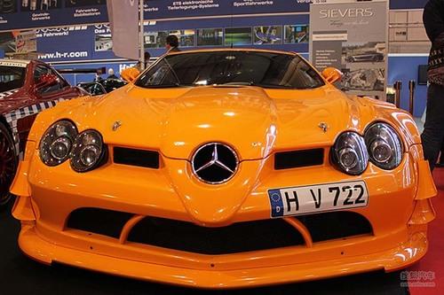 德国埃森国际改装车展个性改装车前脸汇总