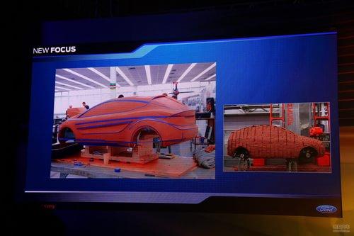 福特 福克斯两厢 实拍 其它 图片