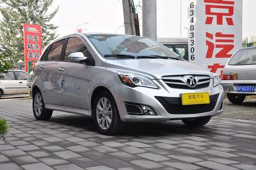 2012款北京汽车E150 EV纯电动车